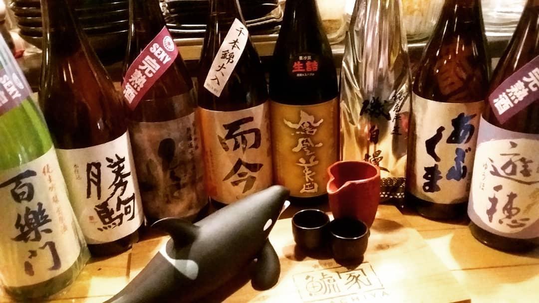 日本酒じゃんじゃん 入荷中v(・∀・*)  飲みたいお酒が ありましたら お早めにご来店 下さいませm(_ _)m  なくなります!笑 ・ ・