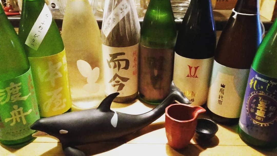 こんにちは!  新しい日本酒 ジャンジャン入荷 しております♪  オススメも充実 してますのでぜひ 週末は鯱家に(。-∀-)  それでは本日も 宜しくお願い致します! ・ ・